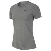 Camiseta Nike Feminina Dri-Fit Legend - Cinza