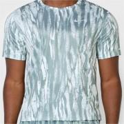 Camiseta Nike Dri-FIT Miler Wild Run - Verde