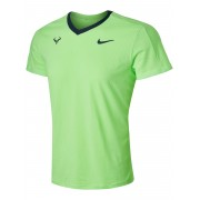 Camiseta Nike Court Dri-Fit ADV Rafa Nadal - Verde
