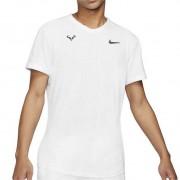 Camiseta Nike Court Dri-Fit ADV Rafa Nadal - Branca