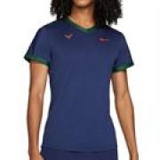 Camiseta Nike Court Dri-Fit ADV Rafa Nadal - Marinho