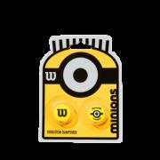 Antivibrador Wilson Minions Dampener - 2Und