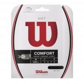 Set de Corda Wilson NXT Comfort 17 - Preto