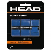 Overgrip Head Super Comp Azul - 3Und