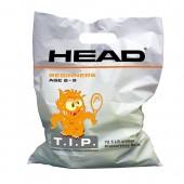 Saco de bolas Head TIP Orange / Beach Tennis - 72Und
