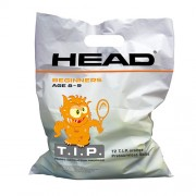 Bola de Beach Tennis Head TIP Orange - 72Und