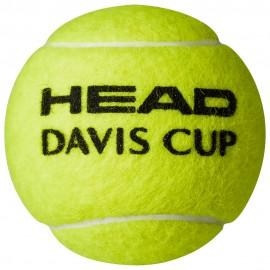 Bola de Tênis Head Davis - 4 Bolas