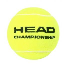 Bola de Tênis Head Championship - 3 Bolas