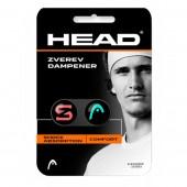 Antivibrador Head Zverev Dampener - 2Und