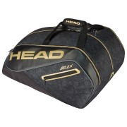 Raqueteira de Padel Head Tour Team Monstercombi New - Dourada